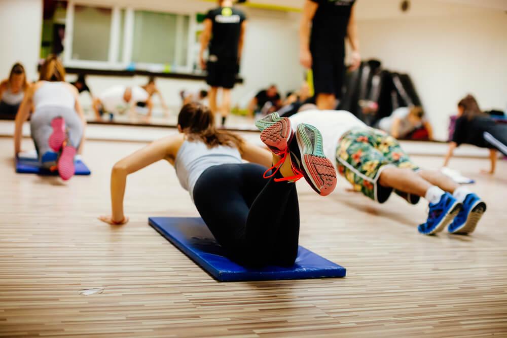 Hiit træning og workout