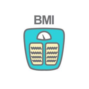 bmi vægt