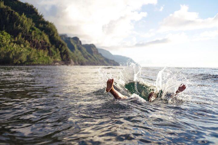 Alternativ træning i vand