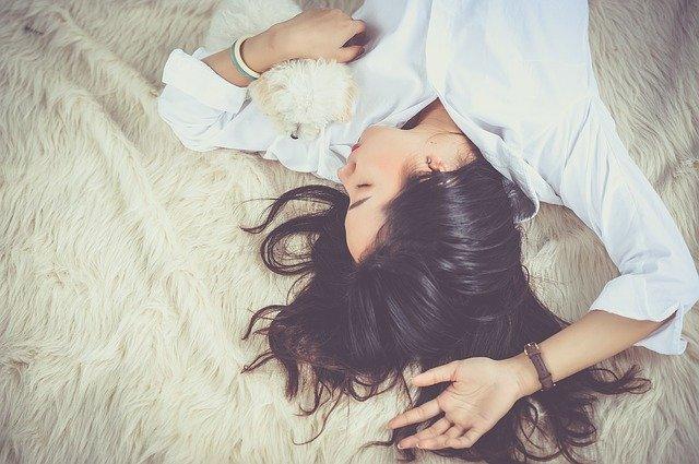 søvn og restituering